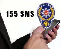 155 SMS 1 ŞUBAT'TA HİZMETE GİRİYOR.