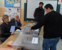 Oy sayım işlemine başlandı.
