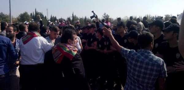 Ertuğrul Gazi'yi Anma ve Yörük Şenliklerinin son gününde olay çıktı.