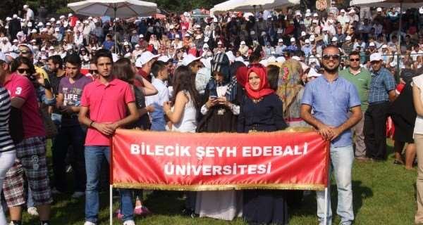 ADIM Üniversiteleri Öğrencilerinin Söğüt Şenliklerine Katılımı
