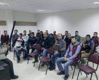 Osmaneli Merkez Avcılar Kulübü Avcılık Kurslarına Başladı.