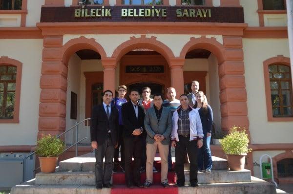 BALKANLARDAN BİLECİK'E ZİYARET