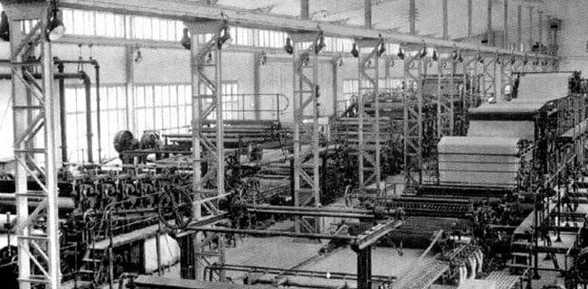 Eski kağıt fabrikası, kağıt müzesi oldu