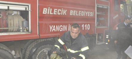 Gazipaşa Mahallesi İstanbul Sokakta  yangın.