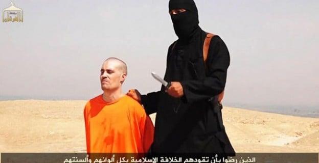 James Foley'in cesedi 1 Milyon dolara satışa çıkarıldı