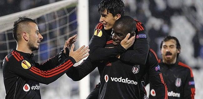 Gaziantepspor Beşiktaş maçına doğru