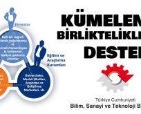 Eskişehir,Bilecik,Kütahya Seramik iş kümesi desteklenmeye değer bulundu.