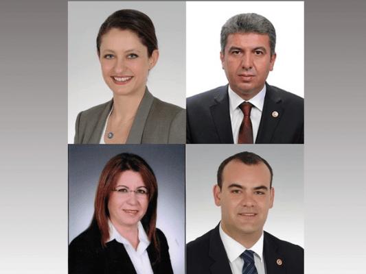 CHP TBMM Başkanlık Divanı Üyelerini Seçti