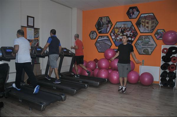 Fitnes Spor Salonları ilgi görüyor 3