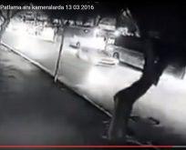Ankara Kızılay'da Patlama anı 2016