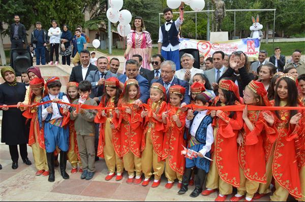 Bilecik Belediyesi 9.Geleneksel Çocuk Festivali