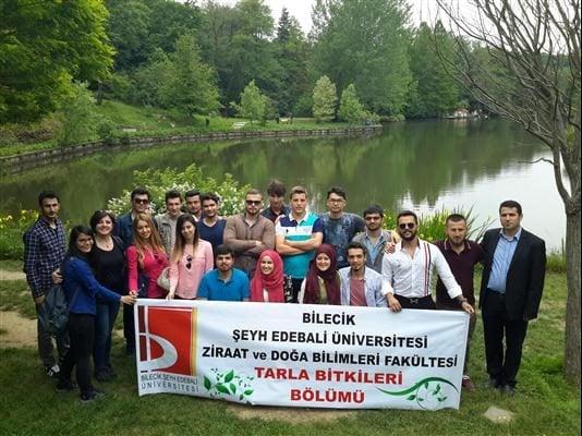 Ziraat ve Doğa Bilimleri Fakültesi bilimsel amaçlı gezi düzenledi.