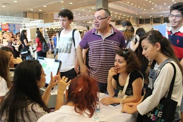 Üniversite Tercih Fuarı 19-20 Temmuz'da Ankara Congresium'da başlıyor.