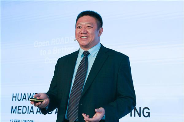 Huawei, Londra'da Yeni Büyüme Yollarını Anlattı