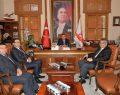 Ytong Genel Müdürü ve Ceo'su Erel'den Başkan Yağcı'ya ziyaret