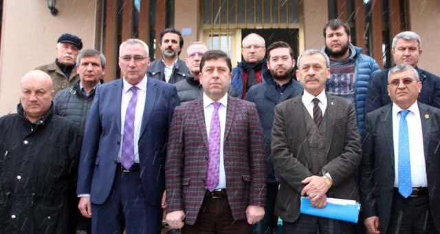 CHP Bilecik Teşkilatı suç duyurusunda bulundu