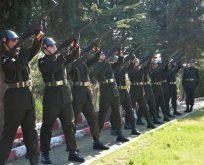 Bilecik'te, 18 Mart Şehitleri Anma Günü ve Çanakkale Zaferi 102. yıl dönümü