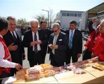 Japon firmadan Kızılay'a afet desteği