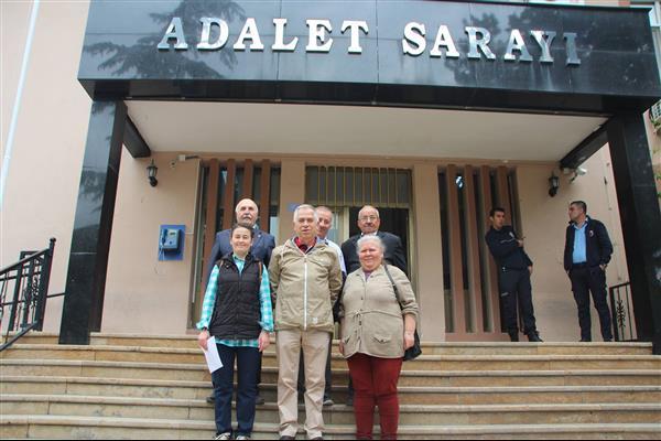 Mustafa Armağan hakkında suç duyurusu