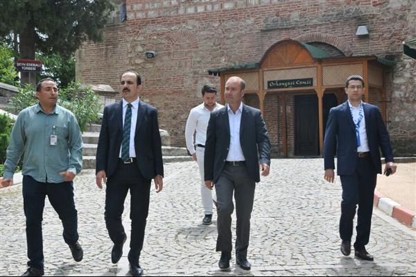 """""""Selçuklu Torunları Osmanlı'nın İzinde"""" gezileri"""