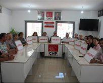 Enis Berberoğlu'nun tutuklanmasına CHP İl Başkanlığından tepki