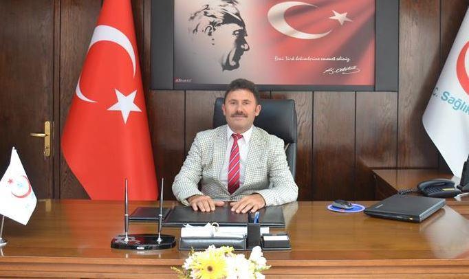 Yeni İl Sağlık Müdürü Dr. Atıf Deniz, görevine başladı
