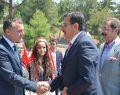 Gümrük ve Ticaret Bakanı Bülent Tüfenkci Bilecik'te