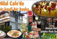 Bilecik Kumpir / Bilecik Hilal Cafe