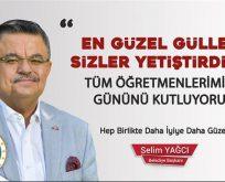 """""""BÜTÜN ÖĞRETMENLERİMİZİN ÖĞRETMENLER GÜNÜ'NÜ KUTLUYORUM"""""""
