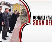 Osmanlı Hamamında Sona Gelindi