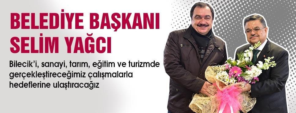 Belediye Başkanı Selim Yağcı TSO üyeleriyle bir araya geldi