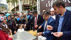 Bilecik Belediyesi Geleneksel Helva ve Şerbet İkramı