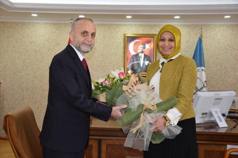 Bilecik İl Milli Eğitim Müdürü Güsamettin Erdoğan görevine başladı