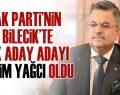 AK Parti'nin Bilecik'te ilk aday adayı Selim Yağcı oldu