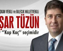 CHP Bilecik Milletvekili Yaşar Tüzün'ün basın açıklaması