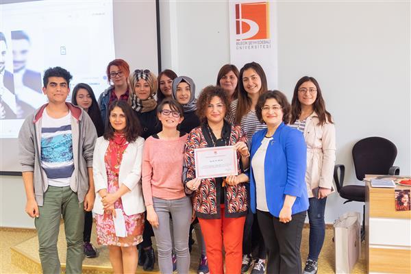Çalışan Kadın ve Kelebek Etkisi konulu konferans düzenlendi.