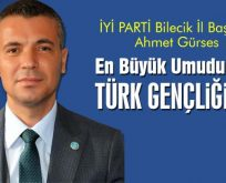 İyi Parti İl Başkanı Gürses'in 19 Mayıs Mesajı