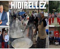 Bilecik'te Hıdırellez Kültür ve Bahar Bayramı Kutlamaları