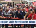 CHP Gölpazarı Seçim Koordinasyon Bürosu Açıldı