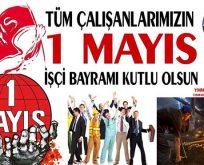 Osmaneli Belediye Başkanı Şahin'in 1 Mayıs mesajı