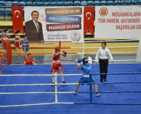 BİLECİK'TE İLLER ARASI BOKS TURNUVASI YAPILDI