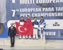Mehmet Oral, 2. Avrupa Şampiyonluğunu aldı