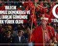 Bilecik 15 Temmuz Demokrasi ve Milli Birlik Gününde Tek Yürek Oldu