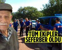 81 Yaşındaki Alzheimer Hastası Yaşlı Adam Aranıyor