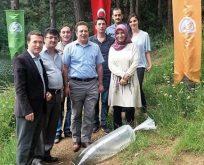 """""""Su Kaynaklarının Balıklandırılması Projesi"""""""