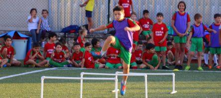 1308 Osmaneli Belediyesi Yaz Spor Okulları Sona Erdi