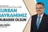 Bilecik Milletvekili Selim Yağcı Bayram Kutlama Mesajı