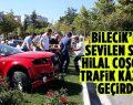 Bilecik'in sevilen sesi Hilal Coşgun trafik kazası geçirdi