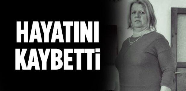 59 Yaşındaki Kadın Hayatını Kaybetti