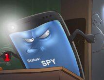 Telefonunuzdan gizlice izleniyor olabilir misiniz?